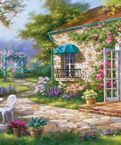 Garden (Bahçe Serisi) Tablolar
